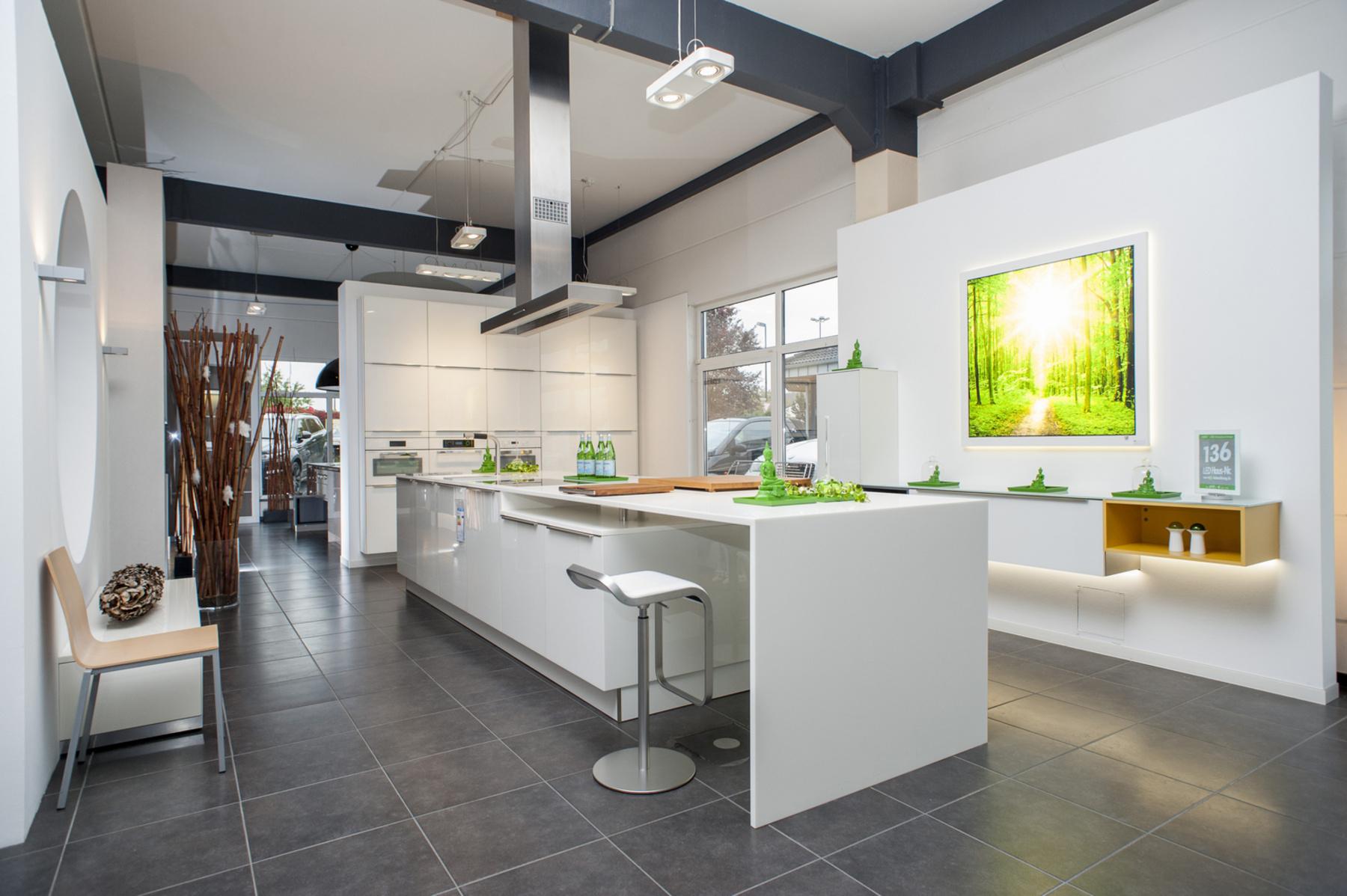 Küchenausstellung von Schorn Einbauküchen