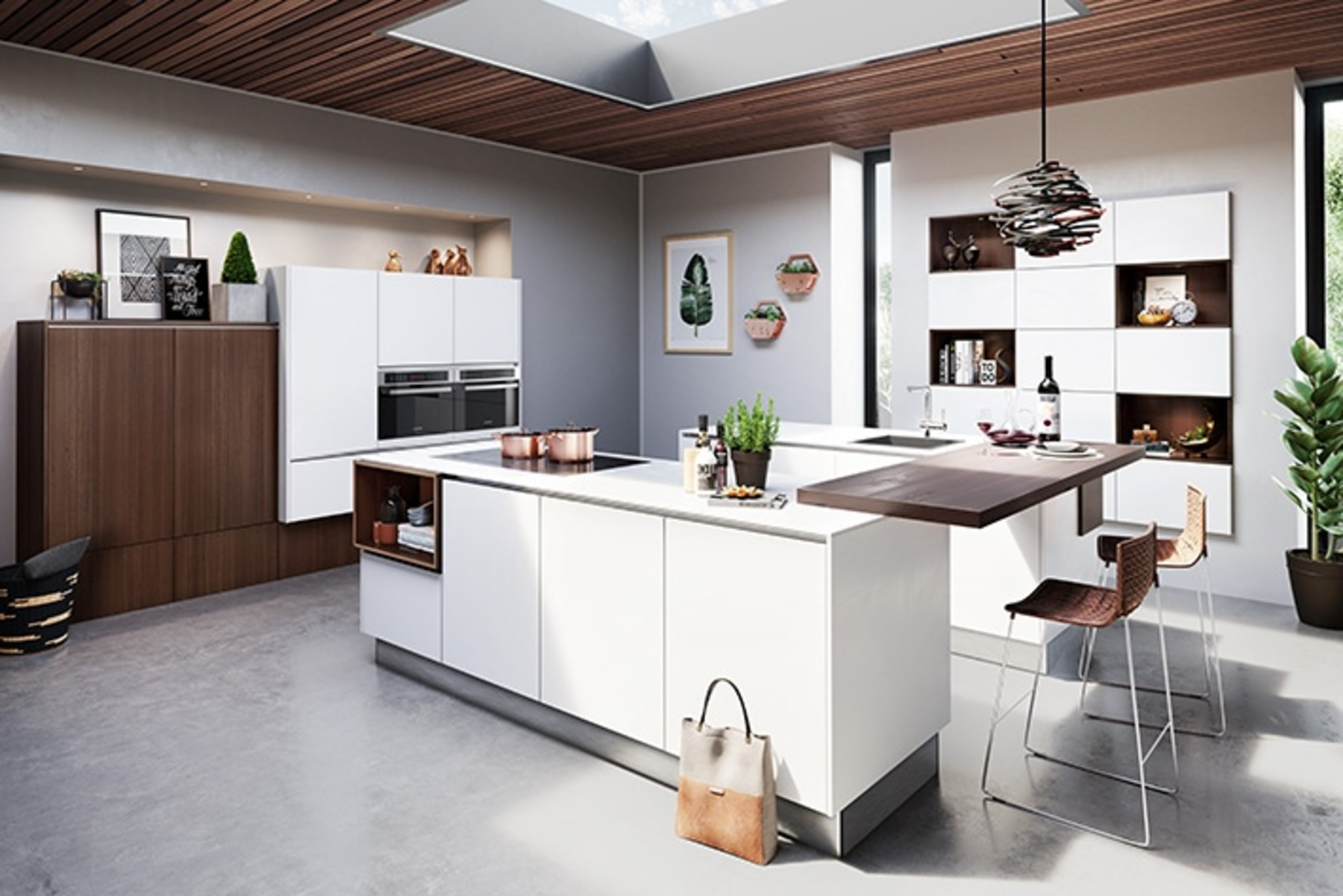 Ungewöhnlich Traum Küchen Inc Fotos - Küche Set Ideen ...