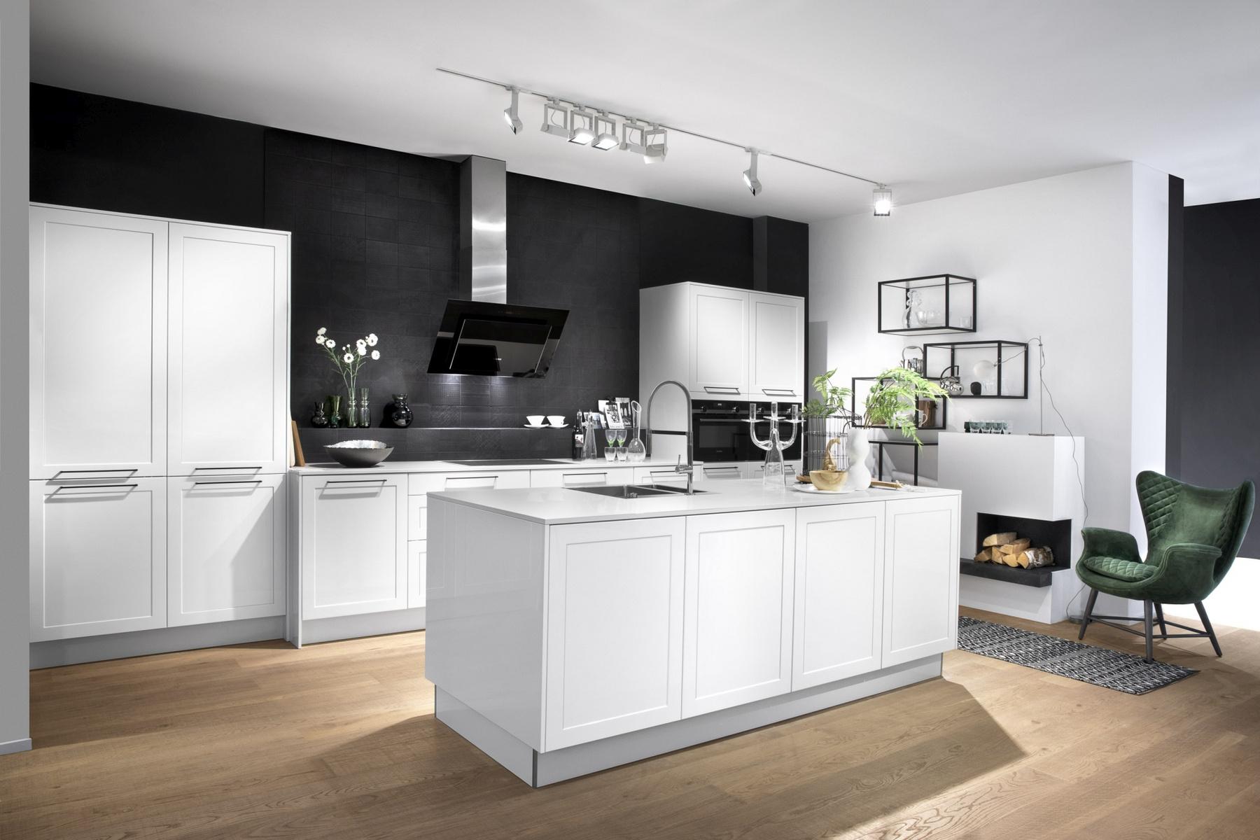 Schorn Einbaukuchen Design Funktion Qualitat
