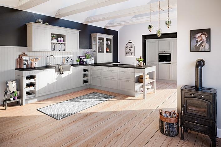 schorn einbauk chen design funktion qualit t. Black Bedroom Furniture Sets. Home Design Ideas